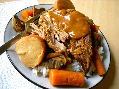 Pot Roast Dinner