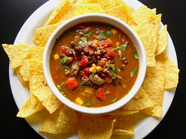 Taco Soup - Budget Bytes