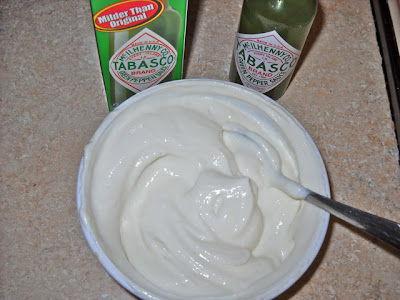 jalapeno Tabasco sour cream