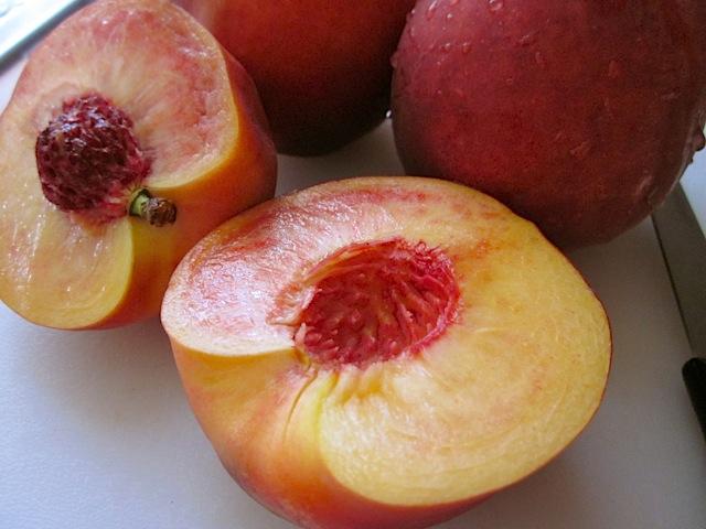 Peach pit lebach