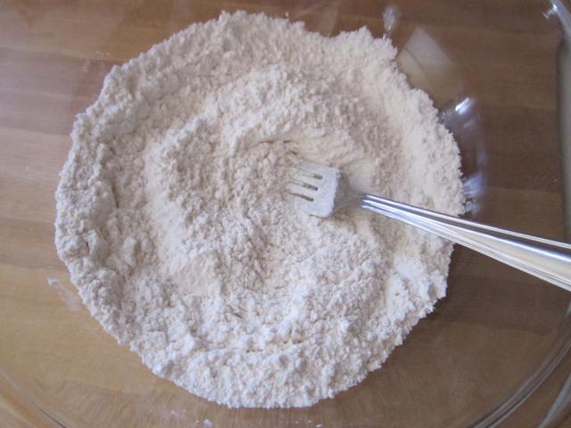 flour salt