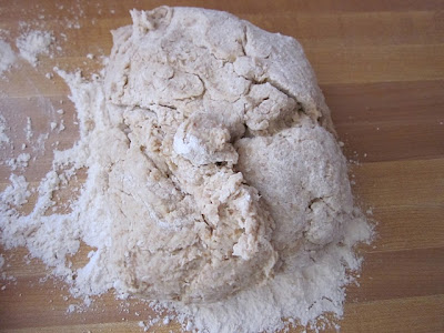 knead dough