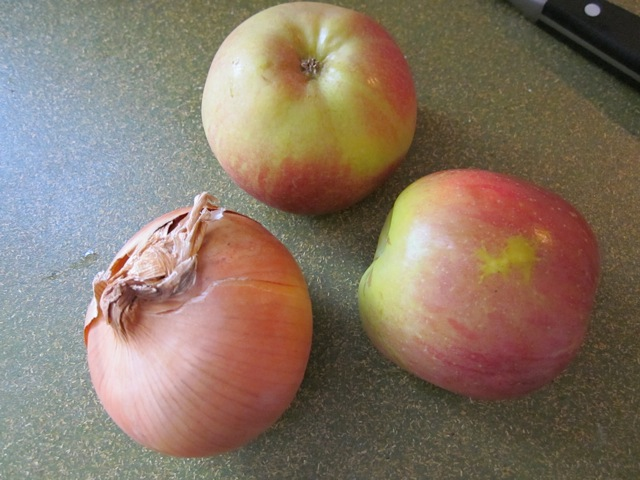apple onion