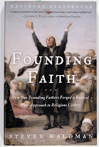 Founding Faith bySteven Waldman