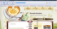 Gambar Template RoRO