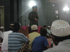 Nuzulul Qur'an 15 09 2009 di Mesjid Raya Teluk Kuantan