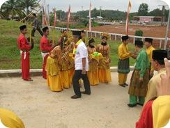 Peresmian Gedung SMAN Pintar Kabupaten Kuantan Singingi 2
