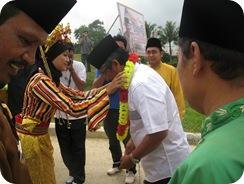 Peresmian Gedung SMAN Pintar Kabupaten Kuantan Singingi