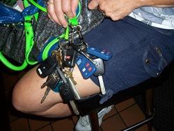 The Schneider keychain