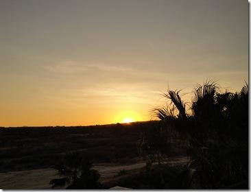 14.  Sunset