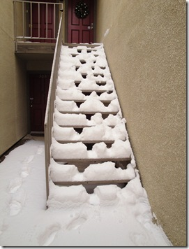 2.  Stairs