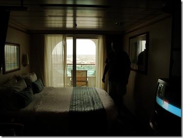 3.  Balcony view