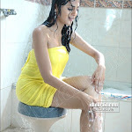 South indian actress taking bath   part 3