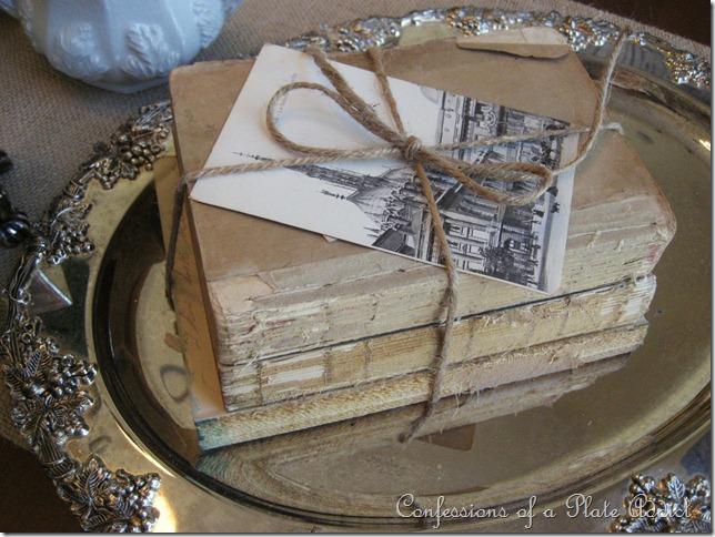 CONFESSIONS OF A PLATE ADDICT Vintage Book Bundle