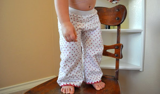 Toddler Pajama Bottoms 