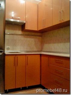 шестиметровая кухня липецк-фото