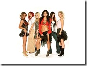 Pussycat Dolls Short Skirts Desktop Wallpaper  1024x768 Water Mark Free