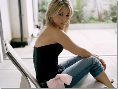 Rachel Stevens Desktop Wallpaper 1024x768 Quality Wallpapers