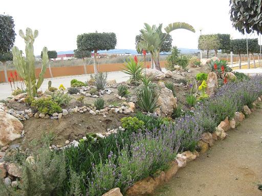 Jard n ies mediterr neo arom ticas sencillamente 8 - Plantas aromaticas jardin ...
