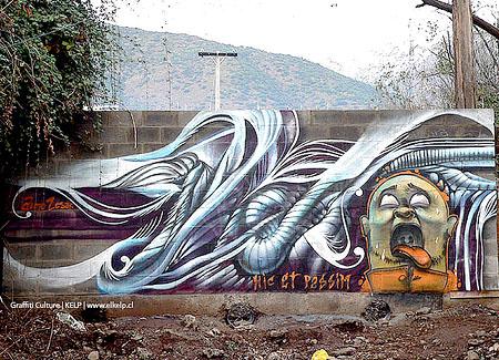 El Arte del Graffiti, Excelentes Ejemplos RELOAD