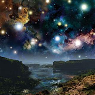El cielo en un cúmulo estelar