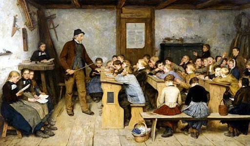 Escuela del siglo XIX