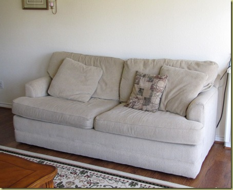 before sofa