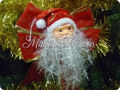Colgante de Papá Noel