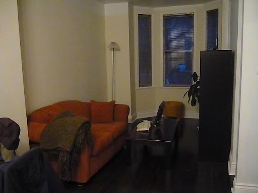 My living room