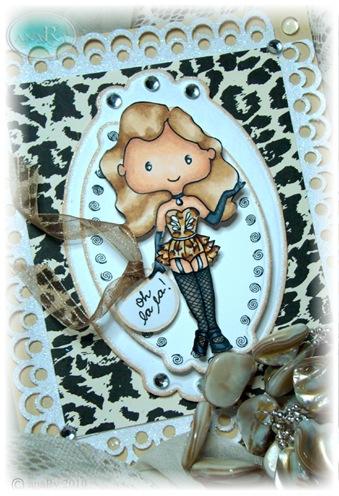 Gilli leopard print ~