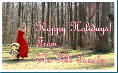Gilli Holiday wishes
