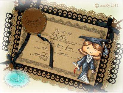 Gilli Graduate_CongratsGrad ~