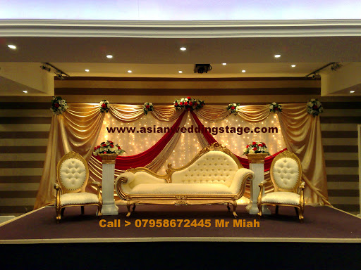 islamic wedding room decoration