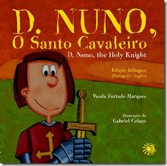 D. Nuno, o Santo Cavaleiro - Edição Bilingue
