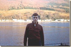 Bill in the Holy Loch 651225
