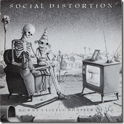 Voice x noise social distortion punk rock from fullerton for 13th floor 1988