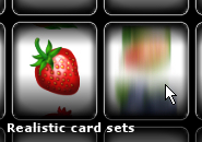 Realistic card sets