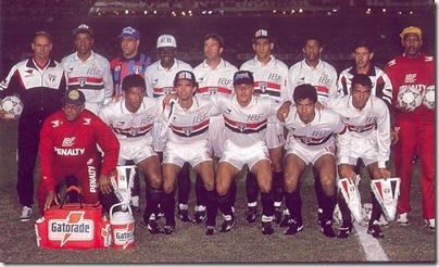 SÃO PAULO 1993