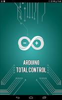 Screenshot of Arduino Total Control