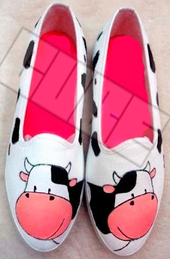 TSapi - Sepatu Lukis