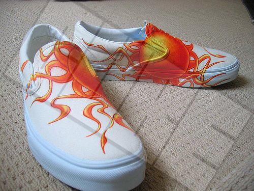 Solar Effect - Sepatu Lukis
