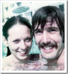 David and Terri 1972