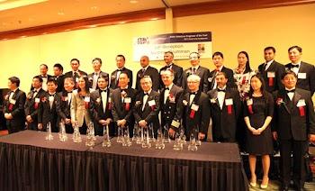 全美亚裔年度杰出工程师颁奖 华裔几乎囊括一半奖项