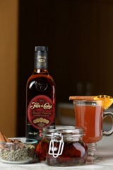 Flor de Cana Hot Toddy Shoes N Booze