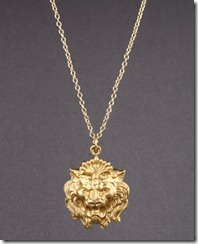 Lulus The Lioness Necklace StyleScrybe Says