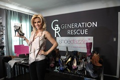 Jenny McCarthy for ShoeDazzle ShoesNBooze