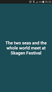 Skagen Festival - screenshot
