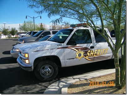 where Famous Joe Arpaio is sheriff since 1993