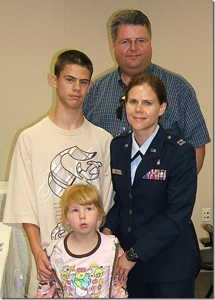 Kris - George n Carol Kline daughter 2008
