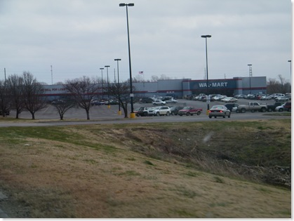 building for sale, where will the new Wal-Mart be?